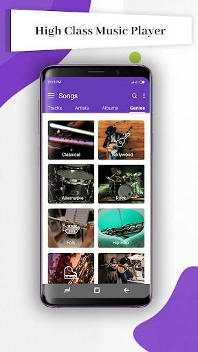Mp4 Player - Music Player & HD MX Player 1.0.8 screenshots 1