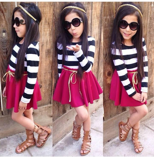 Download Baby Girl Fashion Style Google Play Softwares