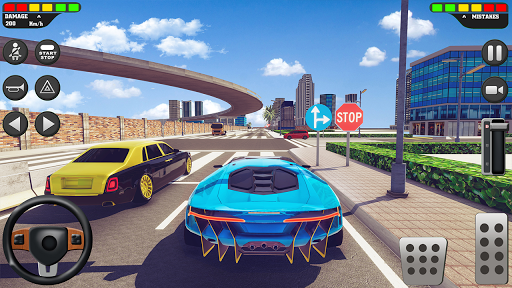 City Driving School Simulator: 3D Car Parking 2019 3.2 screenshots 22