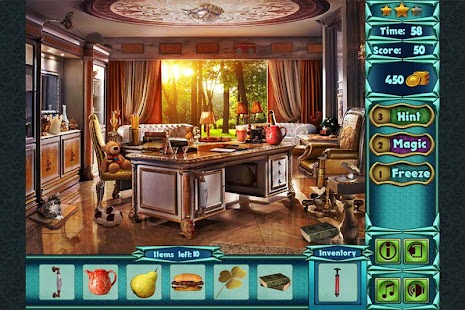 Space Kidnappers Hidden Object- screenshot thumbnail
