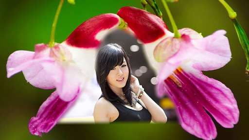 玩免費攝影APP|下載樱花花相框 app不用錢|硬是要APP