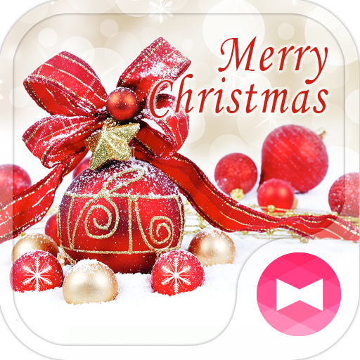 Cute wallpaper-Merry Christmas Icon