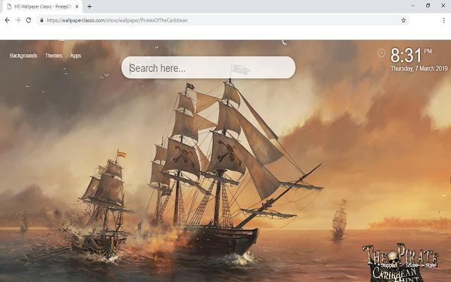 Pirates Des Caraïbes 2019 Hd Wallpapers