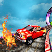Impossible Car Stunt Master Drive