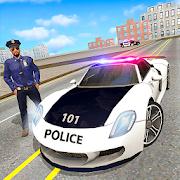 Police Chase Car Driving Simulator : Cops Car Game
