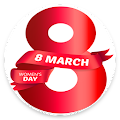Women's Day Stickers(8th March WAStickers) APK