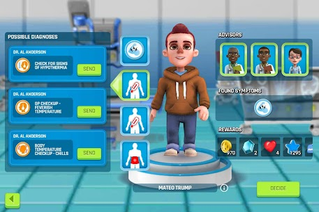 Dream Hospital Mod Apk- Health Care Manager (Free Shopping) 2.1.11 7