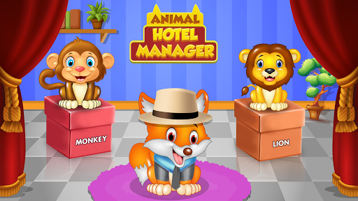 u00a0Animal Hotel Manager: Room Cleanup 1.6 screenshots 1