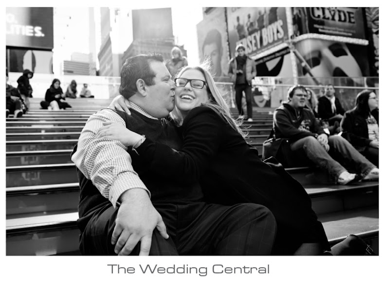 Photo: Nick and Patty NYC Engagement Photos - http://www.theweddingcentral.com/nyc-engagement-photos-nick-patty/
