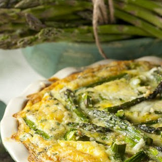 Asparagus Torte