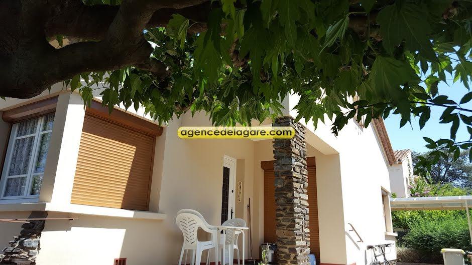 Vente villa 4 pièces 90 m² à Argeles-sur-mer (66700), 325 000 €