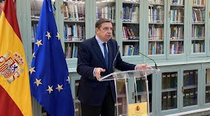 El ministro de Agricultura, Pesca y Alimentación de España, Luis Planas.