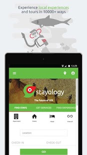 Stayology- screenshot thumbnail