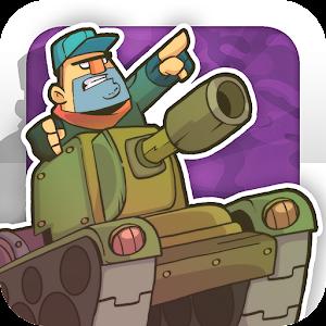 Tanques de batalha 3D Icon do Jogo
