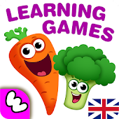 Baby Kindergarten Learning Games for Kids! Apps