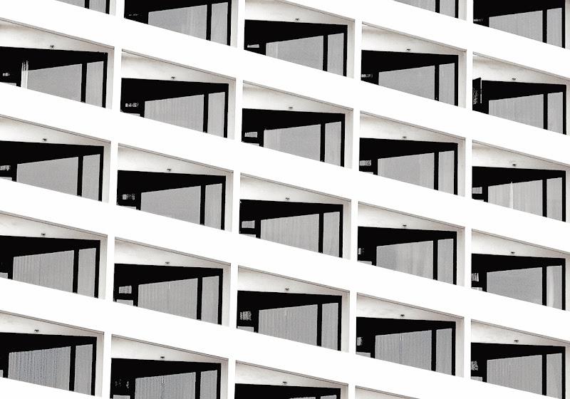 Architetture urbane di Silvio Lorrai