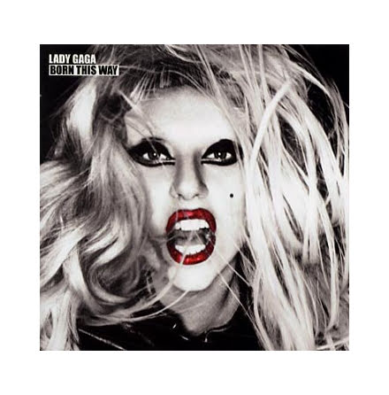 CD - Born this way 2011 2-CD