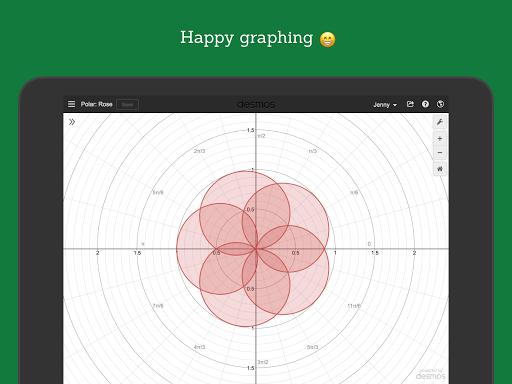 Desmos Graphing Calculator screenshot 9