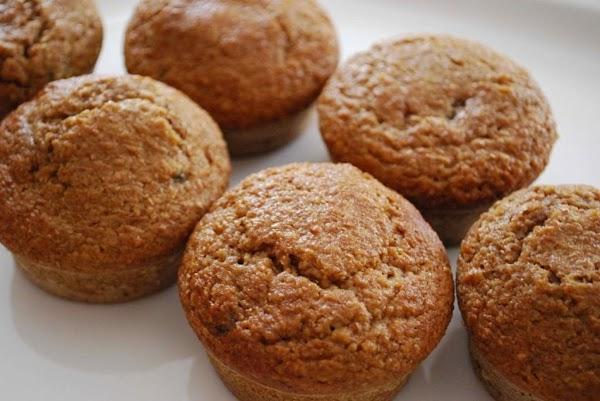 Dad's Bran Muffins Recipe