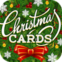Merry Christmas Cards Gif icon