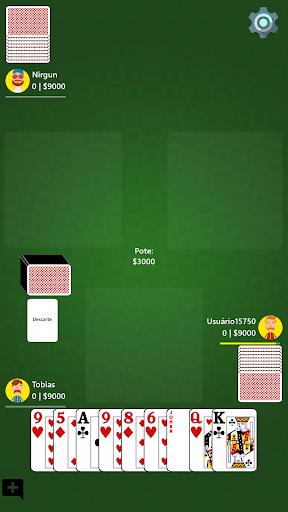 Pontinho - Jogo de Cartas Online 2.3.12 screenshots 5