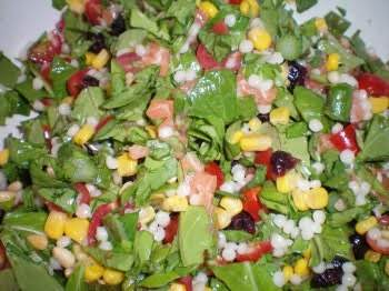Chopped Salmon Salad Recipe