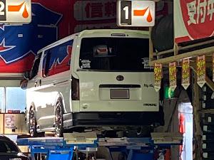 ハイエースバン TRH200V S-GL改 2010年式のカスタム事例画像 Makotin200さんの2020年11月20日17:16の投稿