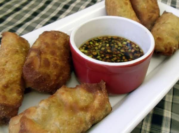 Home Made Egg Rolls Recipe