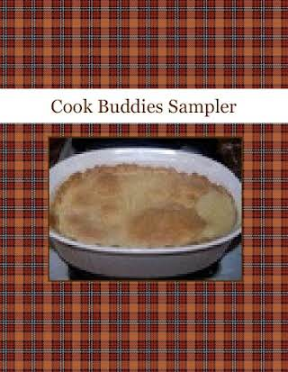 Cook Buddies Sampler