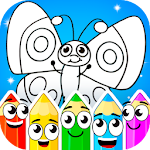 Coloring games : coloring book 1.3.2