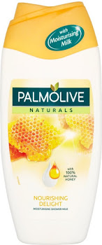 Palmolive Nats Milk and Honey Shower Gel - 250ml