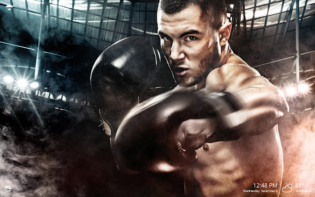 Boxing HD Wallpapers New Tab Theme