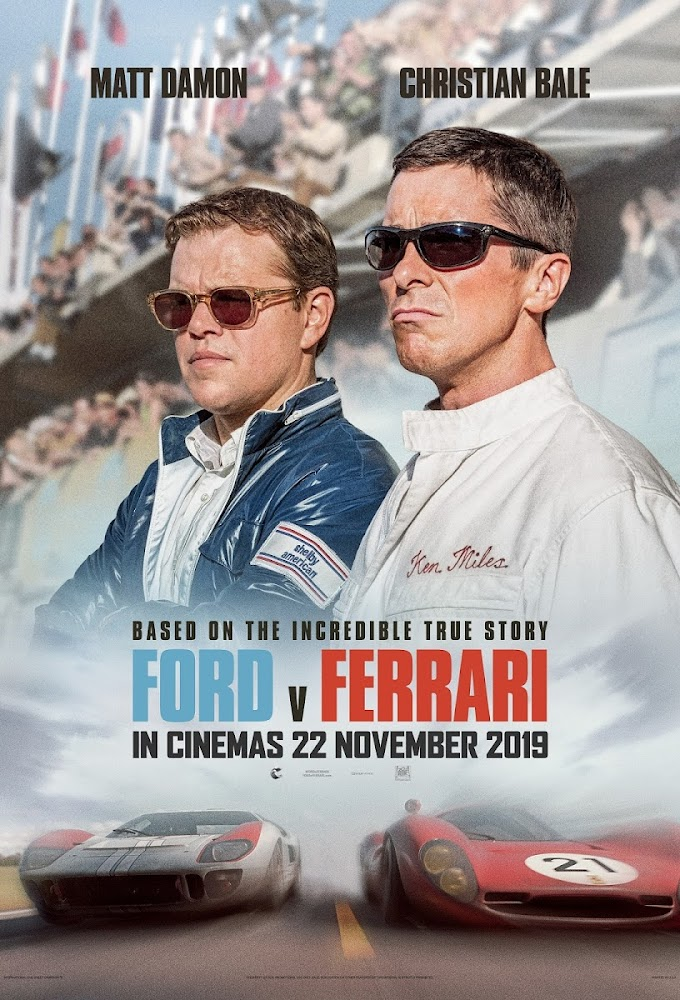 Ford V Ferrari Roars To Four Oscar Nominations