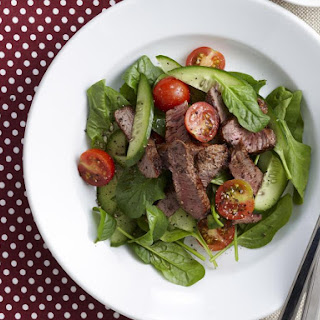 Smoky Paprika Steak Salad