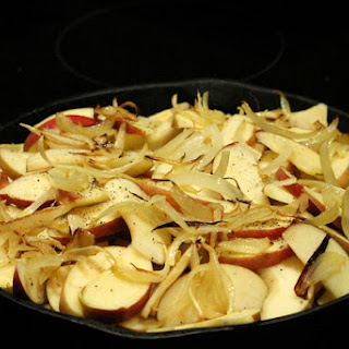 Baked Apples and Rutabaga Recipe
