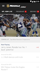 NFL Mobile Screenshot 5