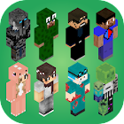 Skins for Minecraft 2 icon