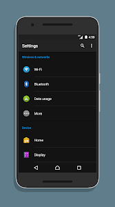 XperiaOS Layers Theme v1.1