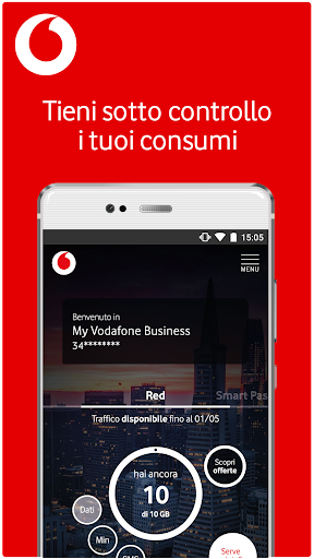 My Vodafone Business ss1