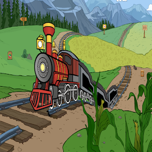 Goods Train Escape for PC and MAC