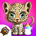 Baby Jungle Animal Hair Salon - Pet Style Makeover icon