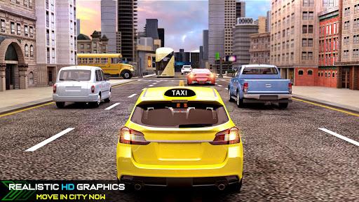 New Taxi Simulator u2013 3D Car Simulator Games 2020 android2mod screenshots 5