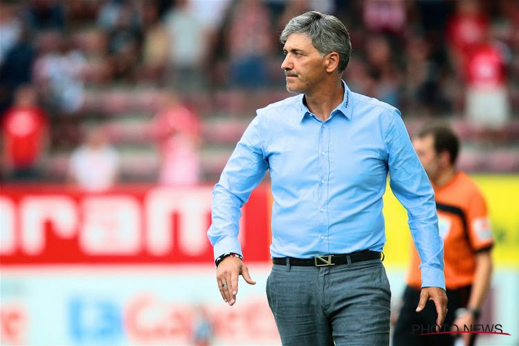 """Mazzu fier: """"Si on a pas vu Anderlecht, c'est grâce à la grande prestation de Charleroi"""""""