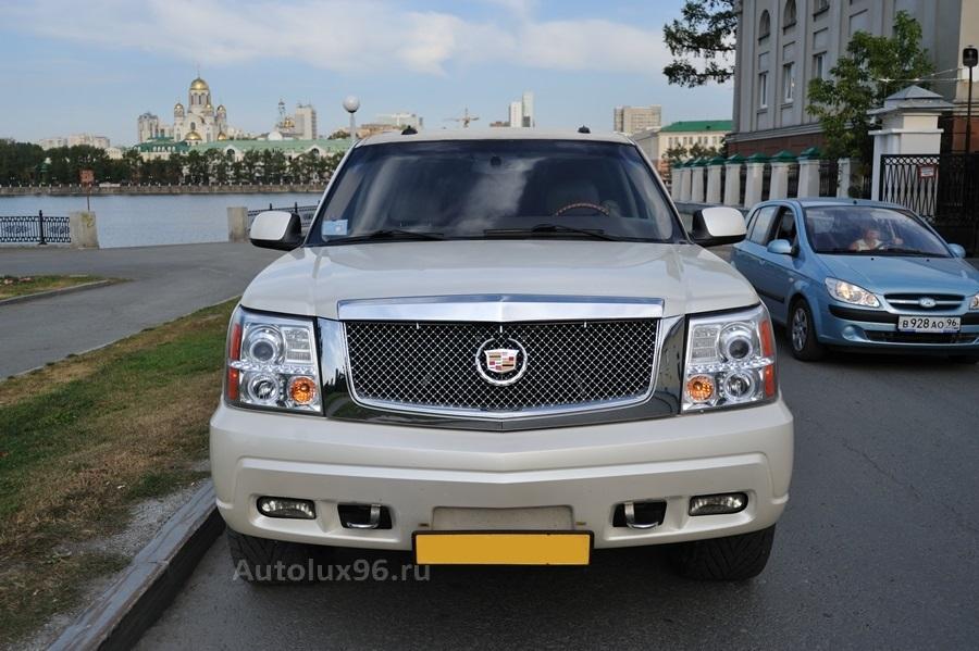Cadillac Escalade в Екатеринбурге
