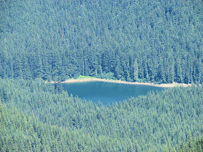 Photo: Not sure which lake this is. Could be George, Lost or Twenty-Eight Mile lake -- or some other.