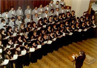 Photo: 1987 05 18 Jubileumi koncert a Kórus 75. évfordulóján