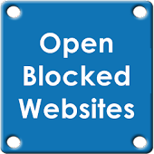 Open blocked sites for free VPN