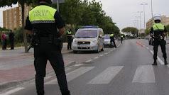 Control de policía local