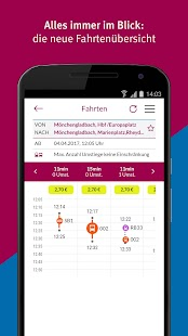 NEW MöBus App- screenshot thumbnail