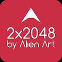 2x2048 (WiFi multiplayer) icon
